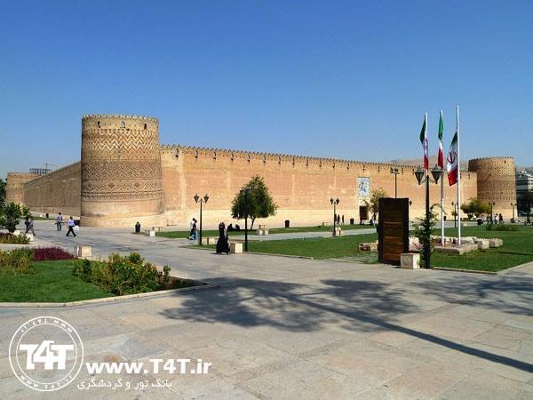 تور ارزان شیراز از مشهد