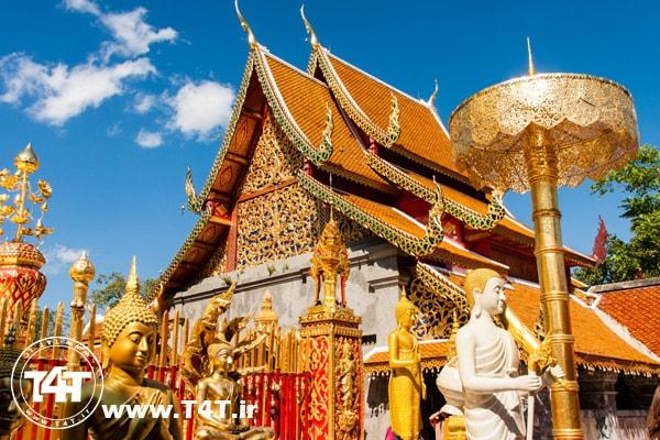 تور تایلند لحظه آخری از مشهد
