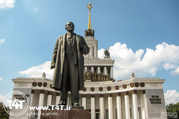 تور روسیه مسکو سن پترزبورگ 96 آژانس های مشهد