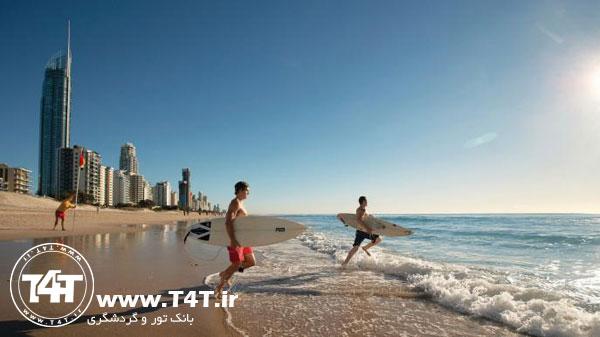 تور لحظه آخری استرالیا از مشهد