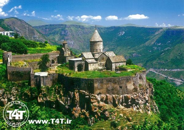 تور زمینی ارمنستان از مشهد