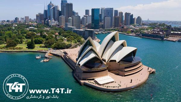 تور سیدنی استرالیا 96