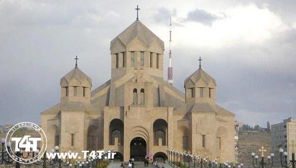 تور ارمنستان هوایی از مشهد