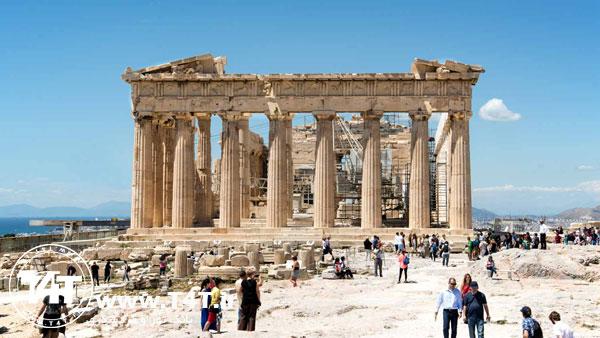 آفر تور یونان از مشهد