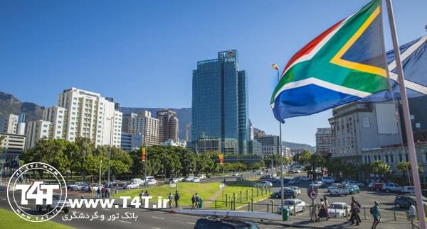 تور آفریقای جنوبی پرواز از مشهد